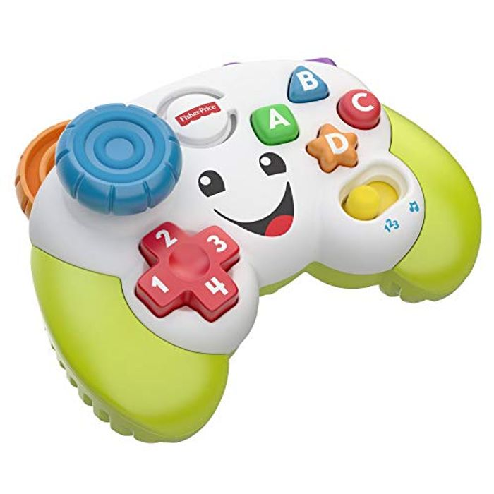 Fisher-Price FWG12 Game and Learn Controller,