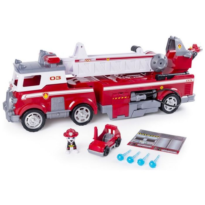 Paw Patrol Ultimate Rescues Fire Truck Play Set