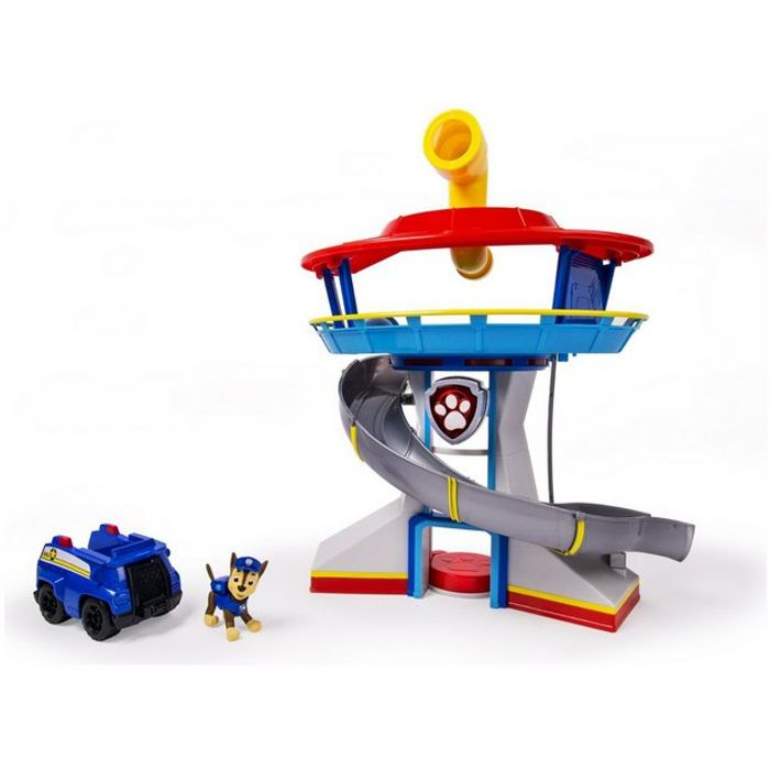 Paw Patrol Hq Lookout Playset - HALF Price