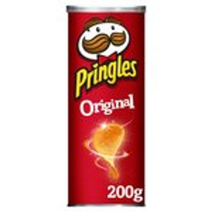 Pringles 200g Half Price All Flavours