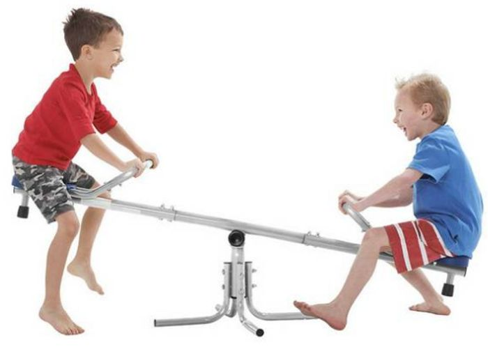 Chad Valley Rotating Metal Seesaw Only £20