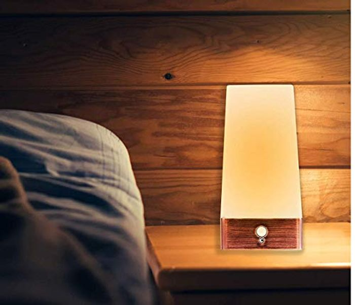 Price Drop! IMIGY Wireless Motion Sensor LED Table Lamp for £5