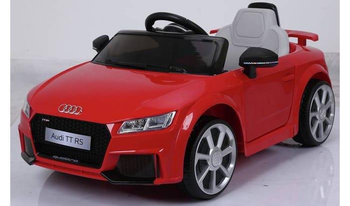 Audi TT RS 6V Battery Powered Ride Only £64.99