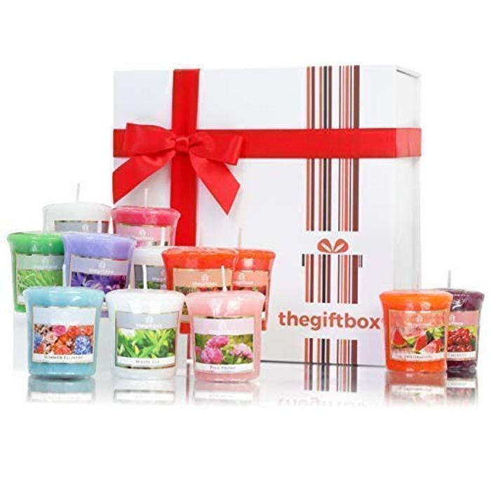 Luxury Scented Candle Gift Set - Lovely Gift Idea