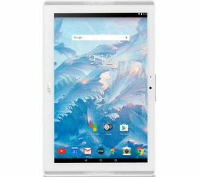 """B Grade Acer Iconia 10"""" Tablet B3-A40 White"""