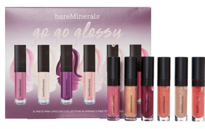BARE MINERALS Go Go Glossy Lip Gloss Collection