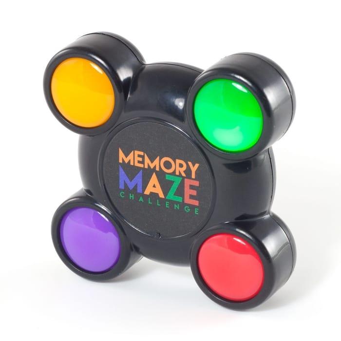 Memory Maze Challenge Pocket Game
