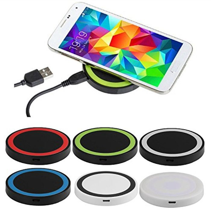 Charging Pad Phone Wireless Charger for Android