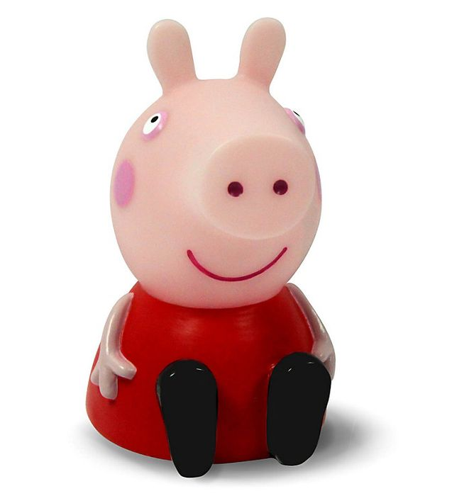 Peppa Pig Pink Desk Lamp