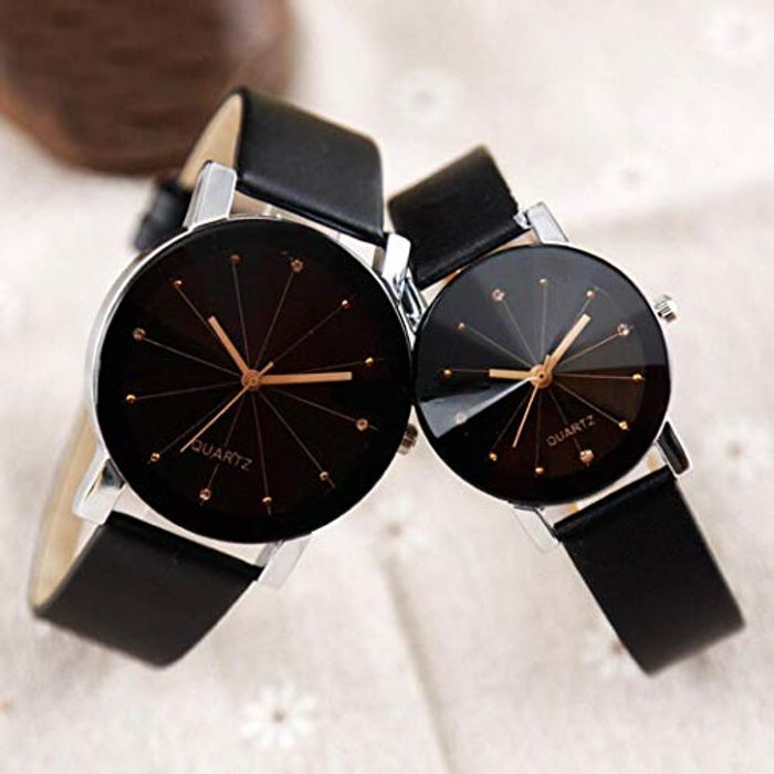 Quartz Watch 80% off + Free Delivery