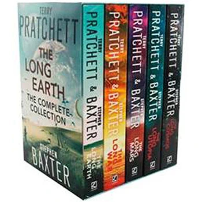 The Long Earth - 5 Book Collection