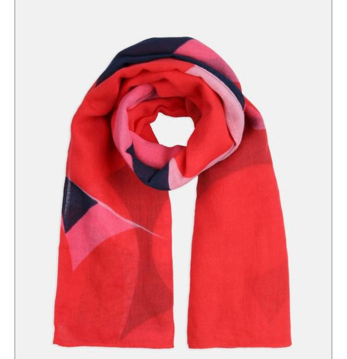 Joules Oversize Scarf Sale Less than Half Price