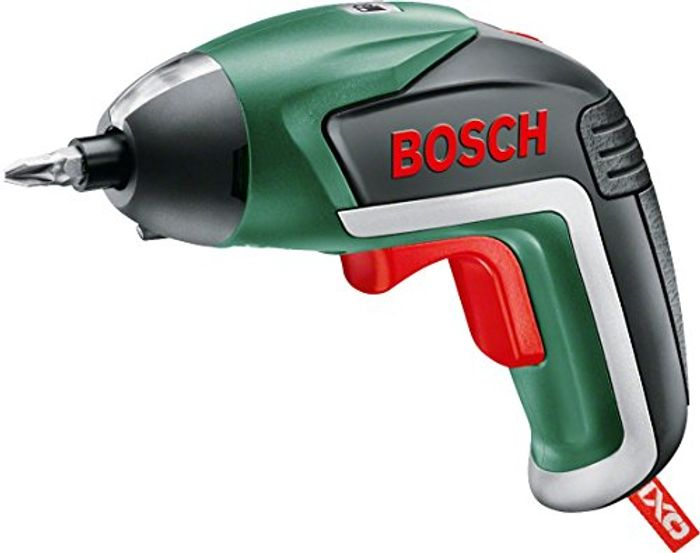FAB DEAL! Bosch IXO Cordless Screwdriver with 3.6 v Lithium-Ion Battery