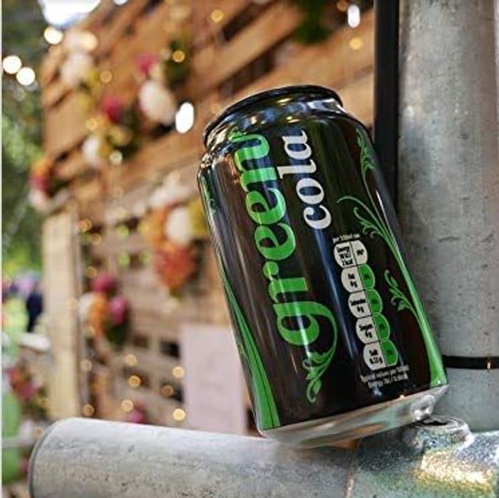 Free Green Coca-Cola 4 Pack