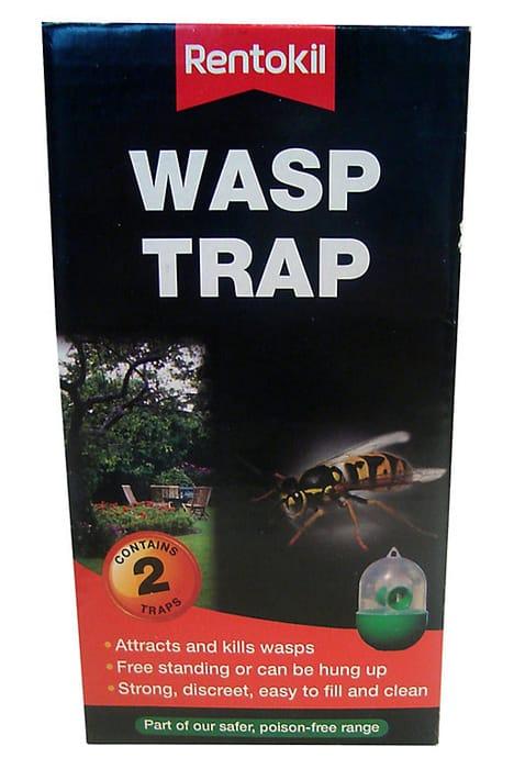 Rentokil Wasp control trap 120g - Save £2.95