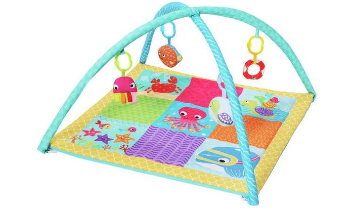 Chad Valley Baby Bright Ocean Play Gym Only £7.5