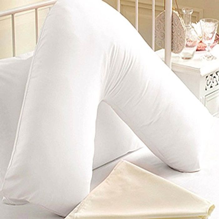Iyan Linens Ltd Large Back & Neck Nursing Maternity Pillow