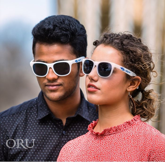FREE Sunglasses from Oru University