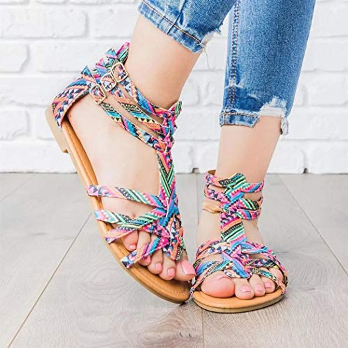 Colorful Beach Shoes 36-42