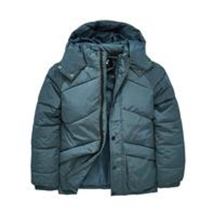 Boy Quilted Jacket from Very from £1 !