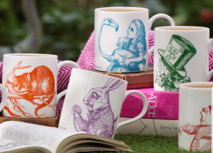 1 or 2 Free Mugs with £30-50 spend