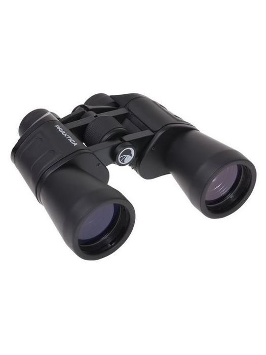 PRAKTICA Falcon 12x50mm Field Binoculars (Black) - Save £5
