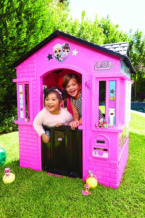 GRAB ONE NOW! £70 OFF TODAY ONLY! L.O.L Surprise Cottage Playhouse