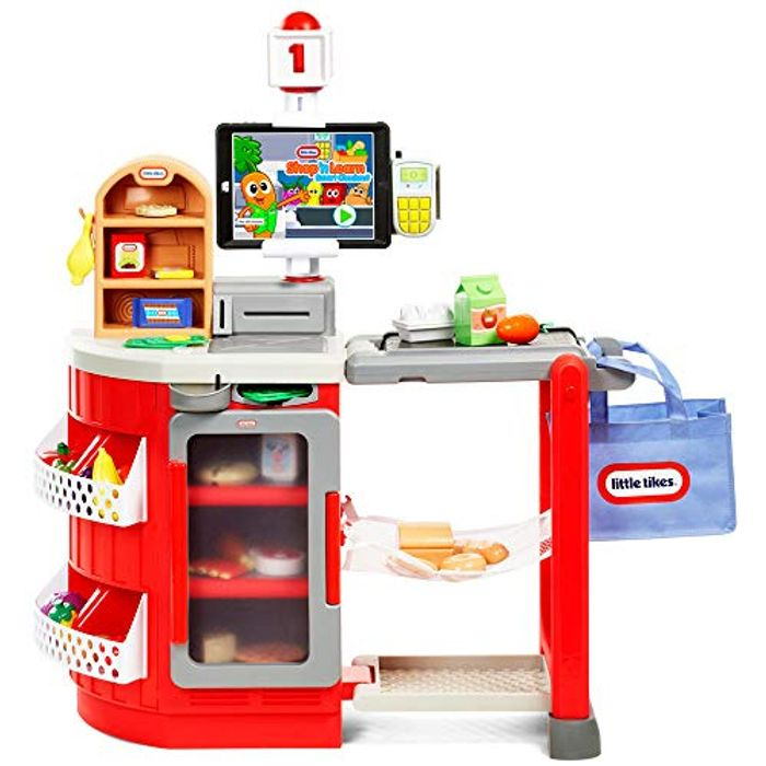 OVER £100 off on WEDNESDAY! Little Tikes Shop and Learn Smart Checkout