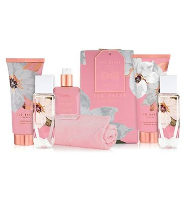 Ted Baker the Fragrant Bloom Collection - save £29!