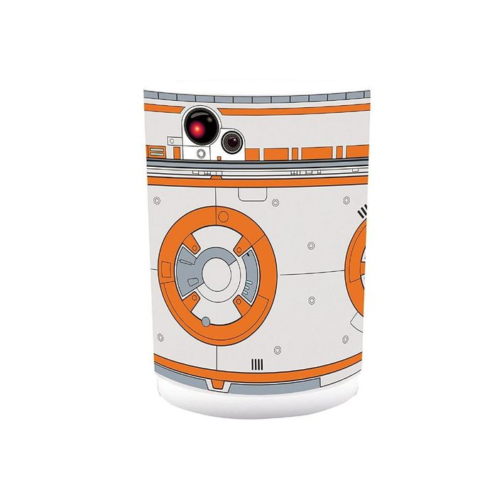 Star Wars BB-8 Mini Lamp Push Down On/Off Bedside Light Only £2.99
