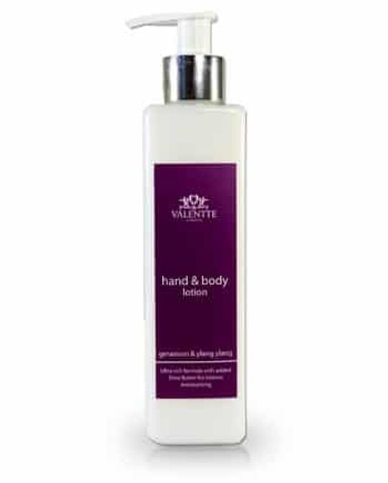 50% off Valentte Hand & Body Lotion