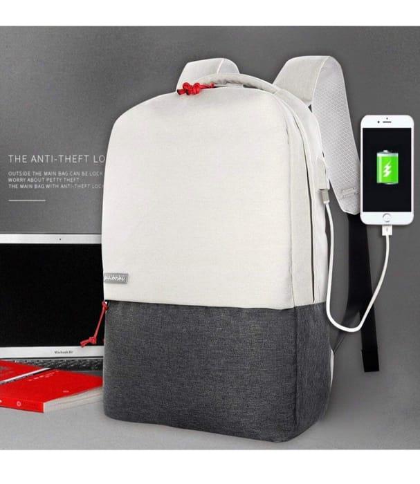 USB Charging Bag Pack