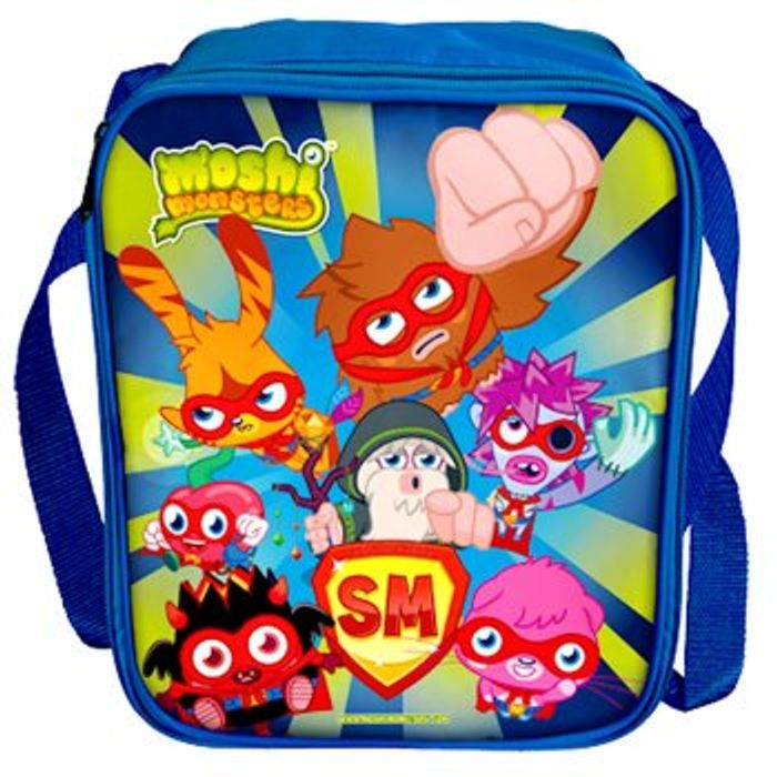 Moshi Monsters Lunch Bag - Only £1.99