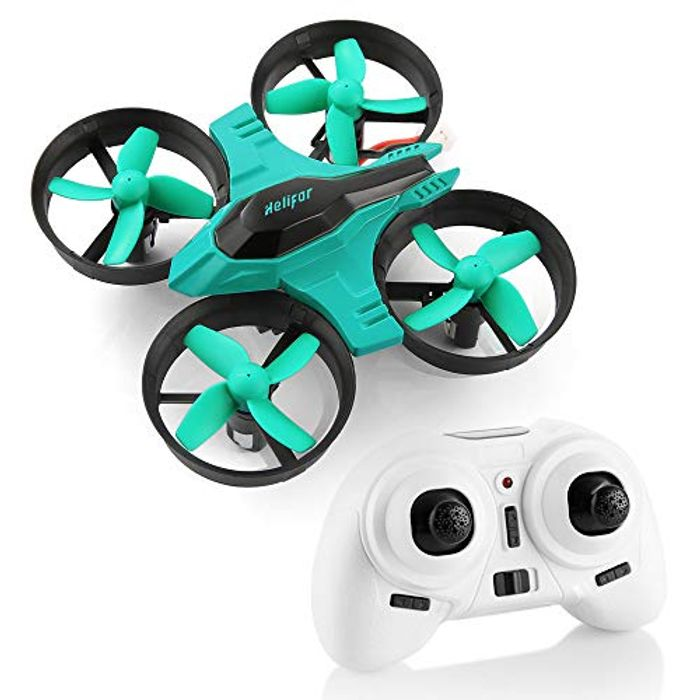 Helifar F36 Mini Drone - For use Indoors - Almost HALF PRICE with Code