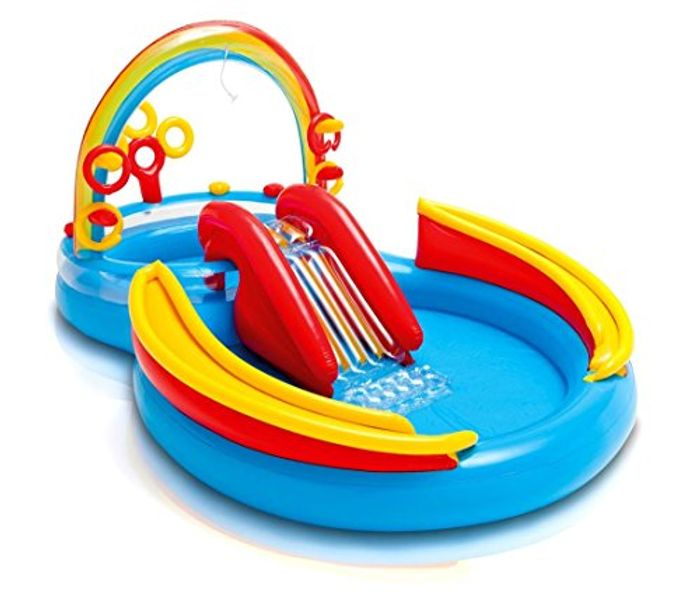 Intex Rainbow Ring Play Centre - 34% Off
