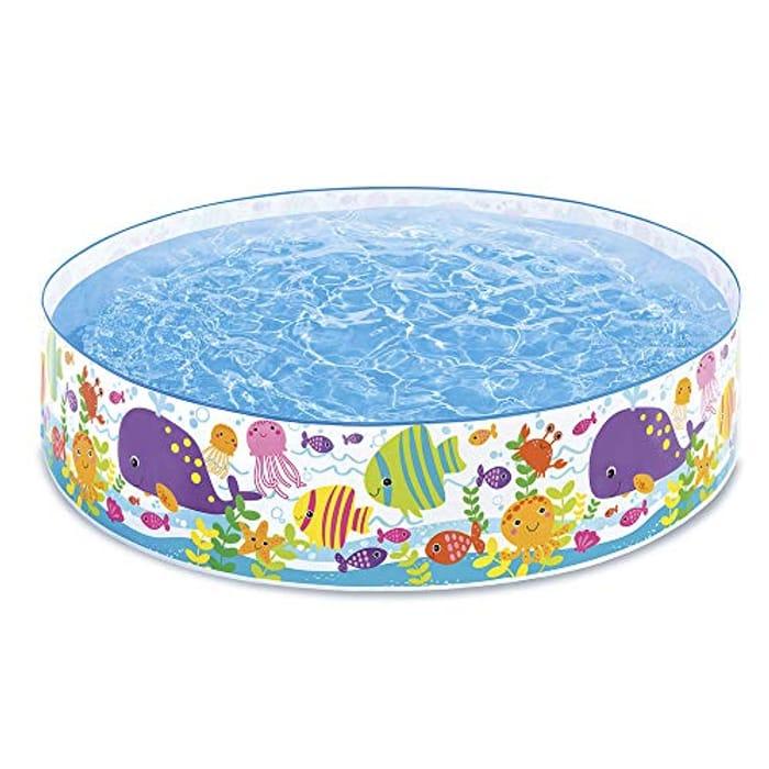 Intex 56452 Ocean Play Snapset Pool - 30% Off