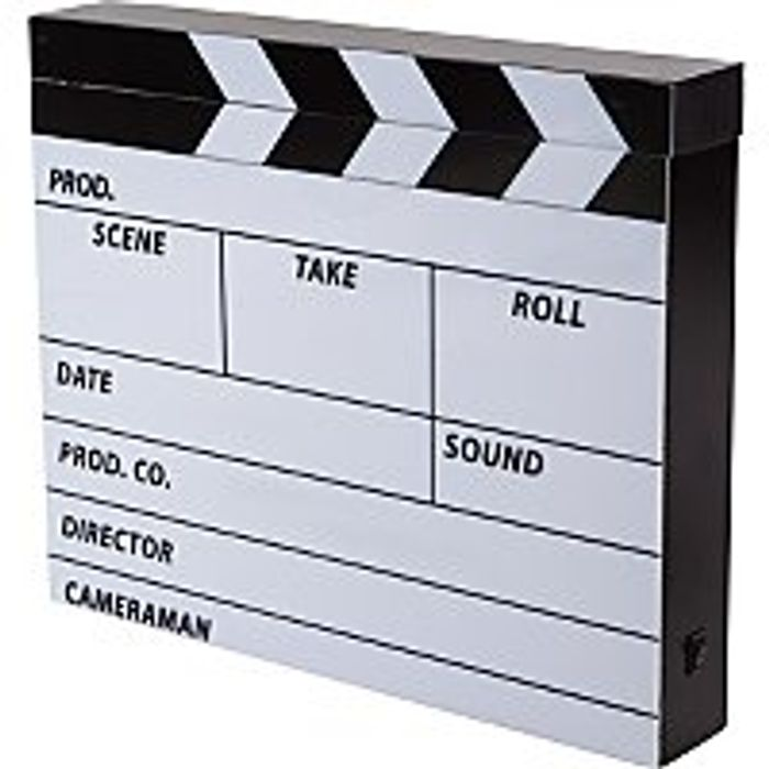 Quirky Clapperboard Light - Save £3 at George
