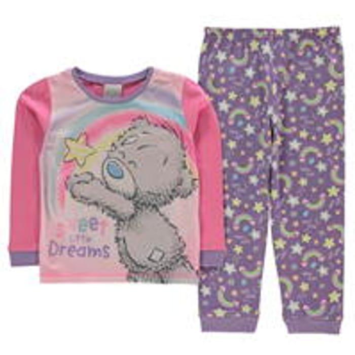 Character Long Sleeve Pyjama Set Infants