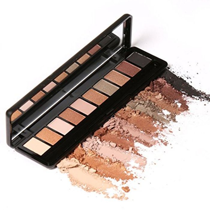 Professional 10 Colors Eyeshadow Palette Makeup