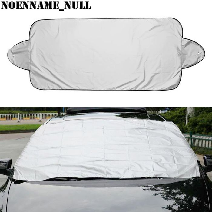 Revent Snow Ice Sun Shade Dust Frost Freezing Car Windshield Cover Protector