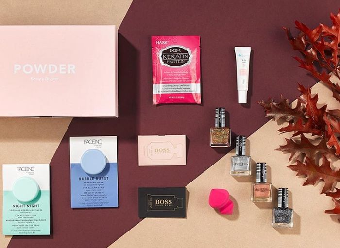 Beauty Boxes worth £65 down to £12!!