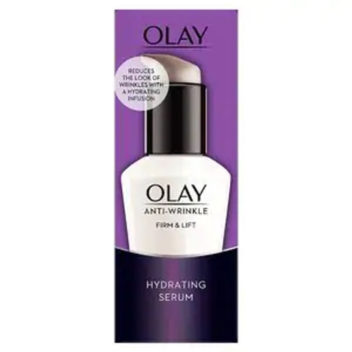 Olay Anti-Wrinkle InstantHydration Serum 50ml
