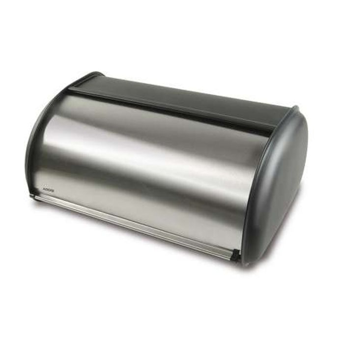 Addis Deluxe Stainless Steel Roll Top Bread Bin Free C&C