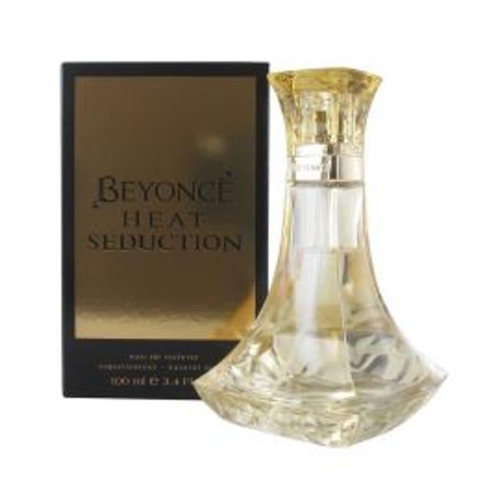 Beyonce Heat Seduction 100ml EDT Spray