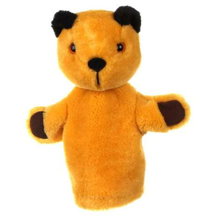 Sooty Sweep or Sue Hand Puppet