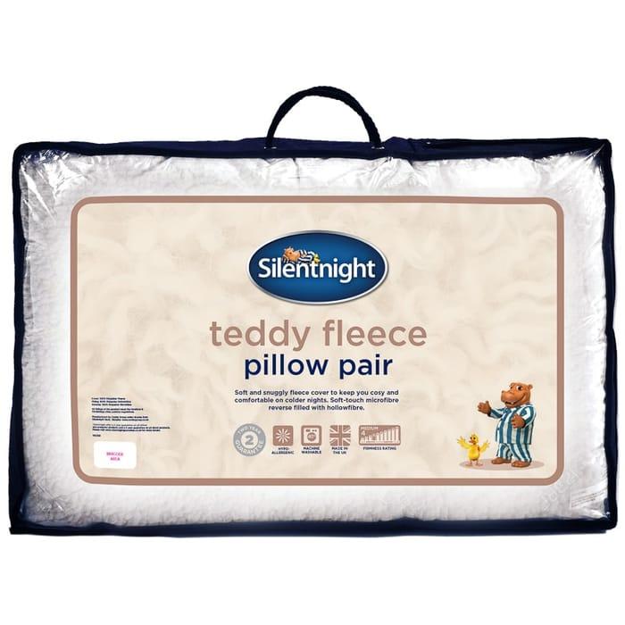 £1 Pair of Silentnight Pillows