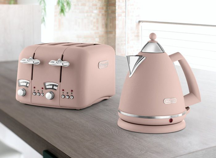 De'Longhi Argento Kettles & Toasters Was £49.99 Now £29.99 Each