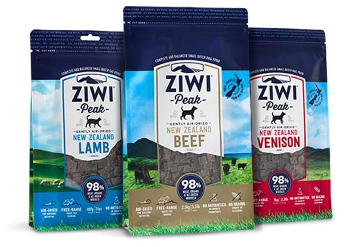 Free Ziwi Dog Food Samples