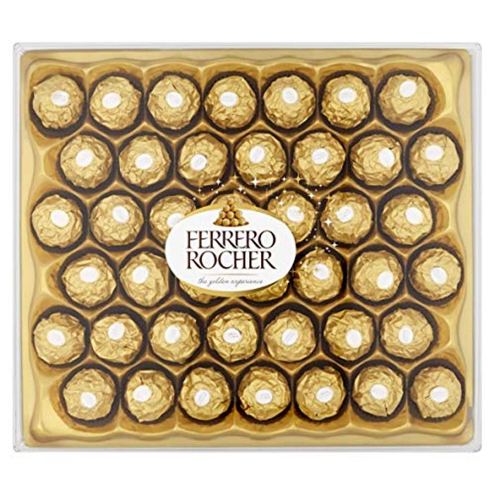 Ferrero Rocher, 42 Pieces, 525g Only £3.99 Delivered
