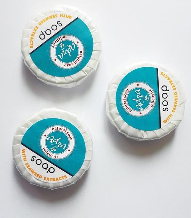 Free Natural Soap Bar